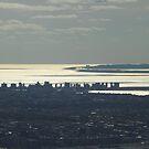 Aerial View, Coney Island, Brooklyn, New York City  by lenspiro