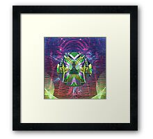 Egypt swag Framed Print