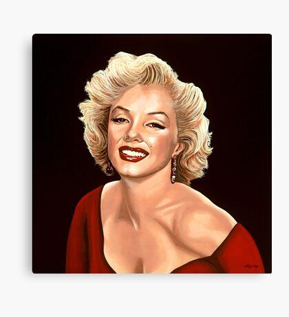 Marilyn Monroe 3 Canvas Print