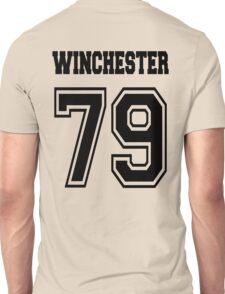 Winchester 79 Dean - black Unisex T-Shirt