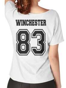 Winchester 83 Sam - Black Women's Relaxed Fit T-Shirt