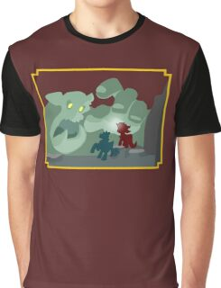 Ogres and Oubliettes - NO text Graphic T-Shirt
