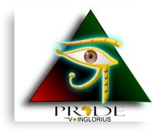 Eye Of Horus unisex Tee Canvas Print