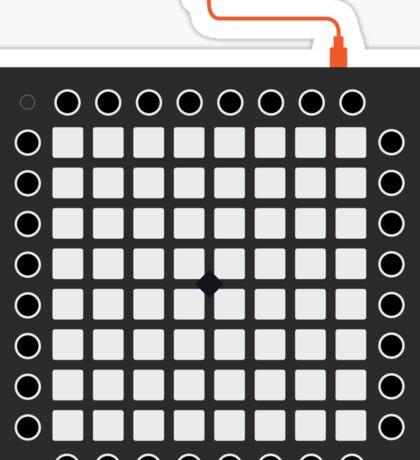 Launchpad Pro - Iconic Gear Sticker