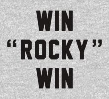 Win Rocky Win Black Edition by jorgebld