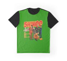 SHINee - 1of1 - Tracklist Graphic T-Shirt