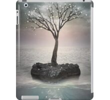 The Roots Below the Earth (Tree of Solitude) iPad Case/Skin