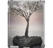 From the Withered Tree, a Flower Blooms (Tree of Solitude) iPad Case/Skin
