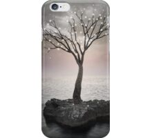 From the Withered Tree, a Flower Blooms (Tree of Solitude) iPhone Case/Skin