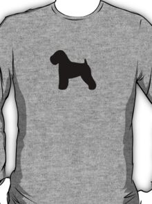 Soft Coated Wheaten Terrier Silhouette T-Shirt