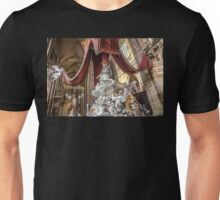Czech Republic. Prague. Cathedral. Tomb of St.John Nepomuk. Unisex T-Shirt