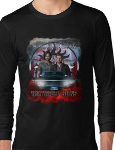 Supernatural WayWard Sons Theme 4 Long Sleeve T-Shirt