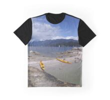 Deep Cove - Vancouver, British Columbia, Canada Graphic T-Shirt