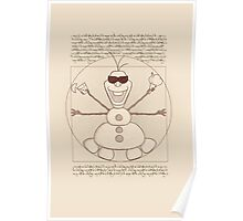 Vitruvian Summer Poster