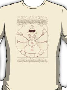Vitruvian Summer T-Shirt