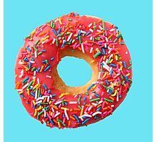 Donut Photographic Print