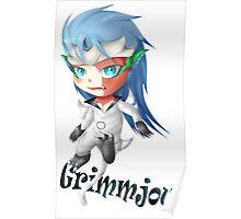 Chibi Grimmjow Poster