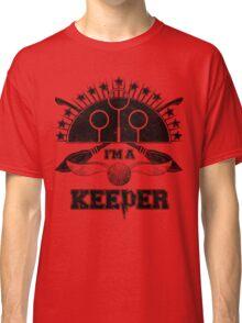 I'm A Keeper Classic T-Shirt