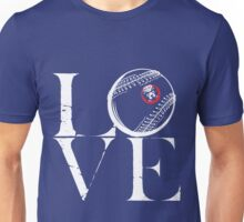 Love Cubs Fans Baseball Unisex T-Shirt