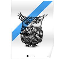 Owl Poster by Stab Recordings Poster