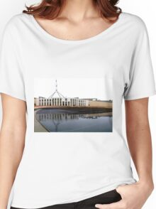 Parliament House, Canberra Women's Relaxed Fit T-Shirt