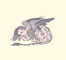 Griffon by valentinaromero
