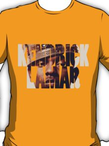 "Kendrick Lamar ""King"" Design T-Shirt"