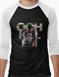 Ooh Kill Em Men's Baseball ¾ T-Shirt