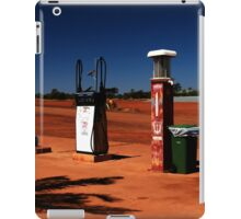 The Petrol Station in the Desert... iPad Case/Skin