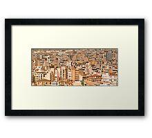 Athensscape 1 Framed Print