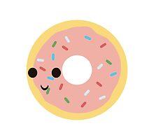 Kawaii Donut by Eggtooth