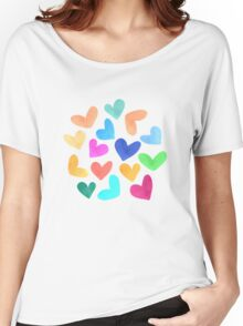 Lovely pattern III Women's Relaxed Fit T-Shirt