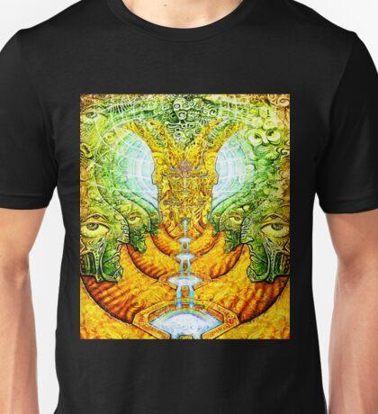 Mifsudvisions vs SalviaDroid Collab Unisex T-Shirt