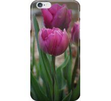 Pink Parrot Tulip iPhone Case/Skin