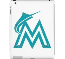 Miami Marlins iPad Case/Skin