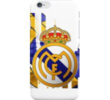 Real Madrid Shattered Logo iPhone Case/Skin
