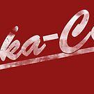 Cola Beverage by Natasha C