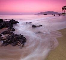 Paradise at Dawn, Maui by Michael Treloar