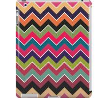 Colorful wave  iPad Case/Skin