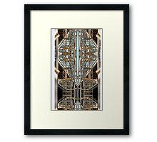 city#15 Framed Print