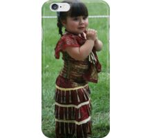 Little jingle dancer iPhone Case/Skin