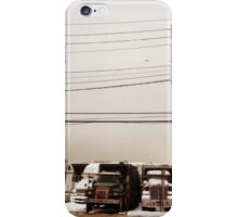 Green Point iPhone Case/Skin