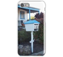 Blue NSW iPhone Case/Skin