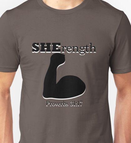 Sherength Unisex T-Shirt