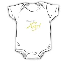 Kids Clothing: Mommy's Little Angel t-shirt One Piece - Short Sleeve