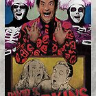DAVID S. PUMPKINS VINTAGE STYLE POSTER by PosterProject