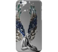 Sybil's wings iPhone Case/Skin