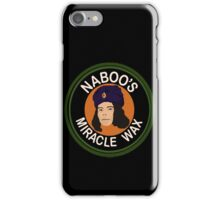 Naboo's Miracle Wax iPhone Case/Skin