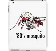 '80s Mosquito iPad Case/Skin
