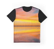 Double Dawn | Orient, New York Graphic T-Shirt